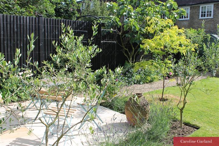 Wandsworth garden designed by Caroline Garland