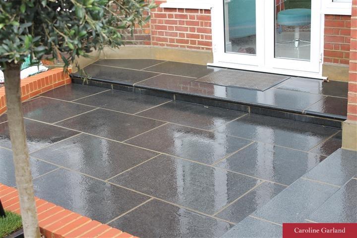 Fabulous granite step in Wandsworth