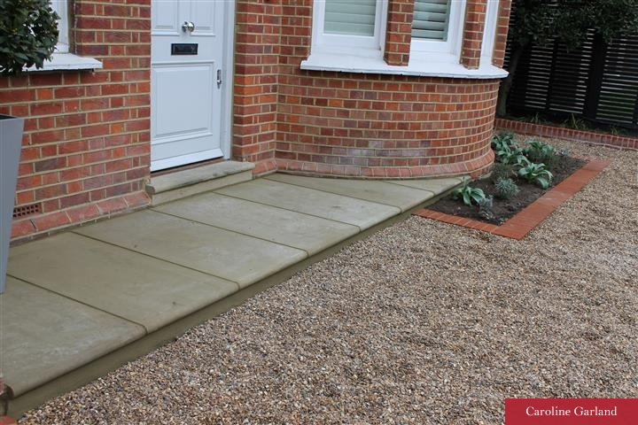 York stone doing itself justice in Clapham